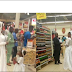 Nigerian Bride Hit Shoprite, Akure Mall, To Buy Bread Shortly After Her Wedding In Ondo State uyesterday