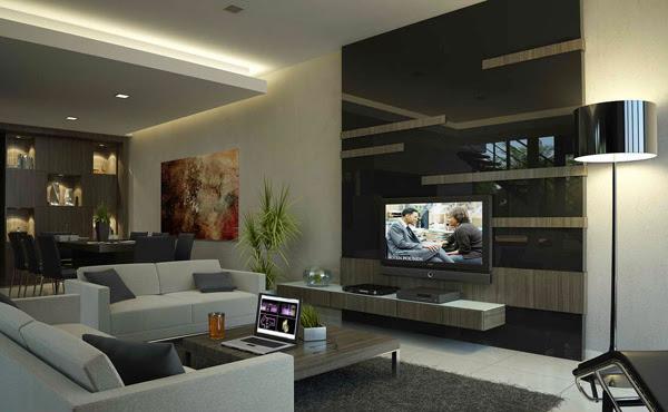 Dècoration de maisons 2014: dècoration de salon