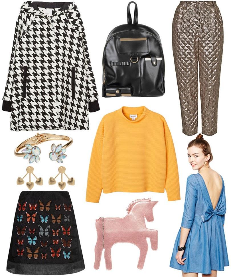 fashion high street wishlist november 2014