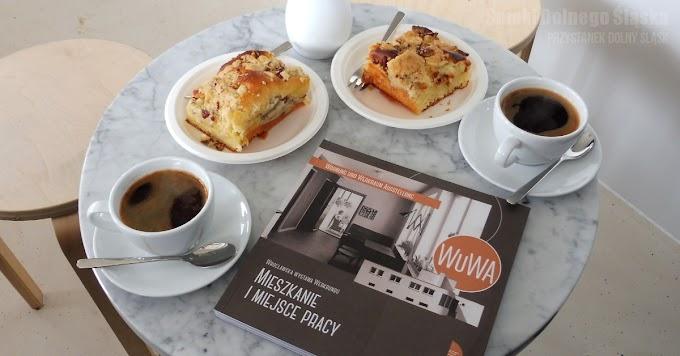 Ciastko dla architekta | WuWA Cafe | Wrocław
