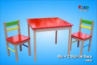 deciji stolovi i stolice