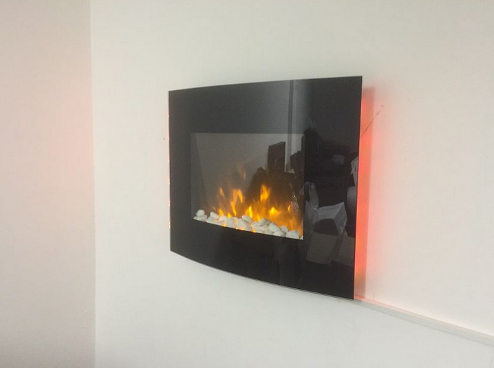 Buy Wall Mounted Electric Fires Online: Stylish And Modern