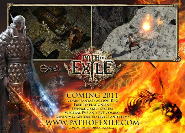 تحميل لعبة حرب الوحوش Path of exile كاملة للكمبيوتر برابط مباشر ميديا فاير مضغوطة مجانا