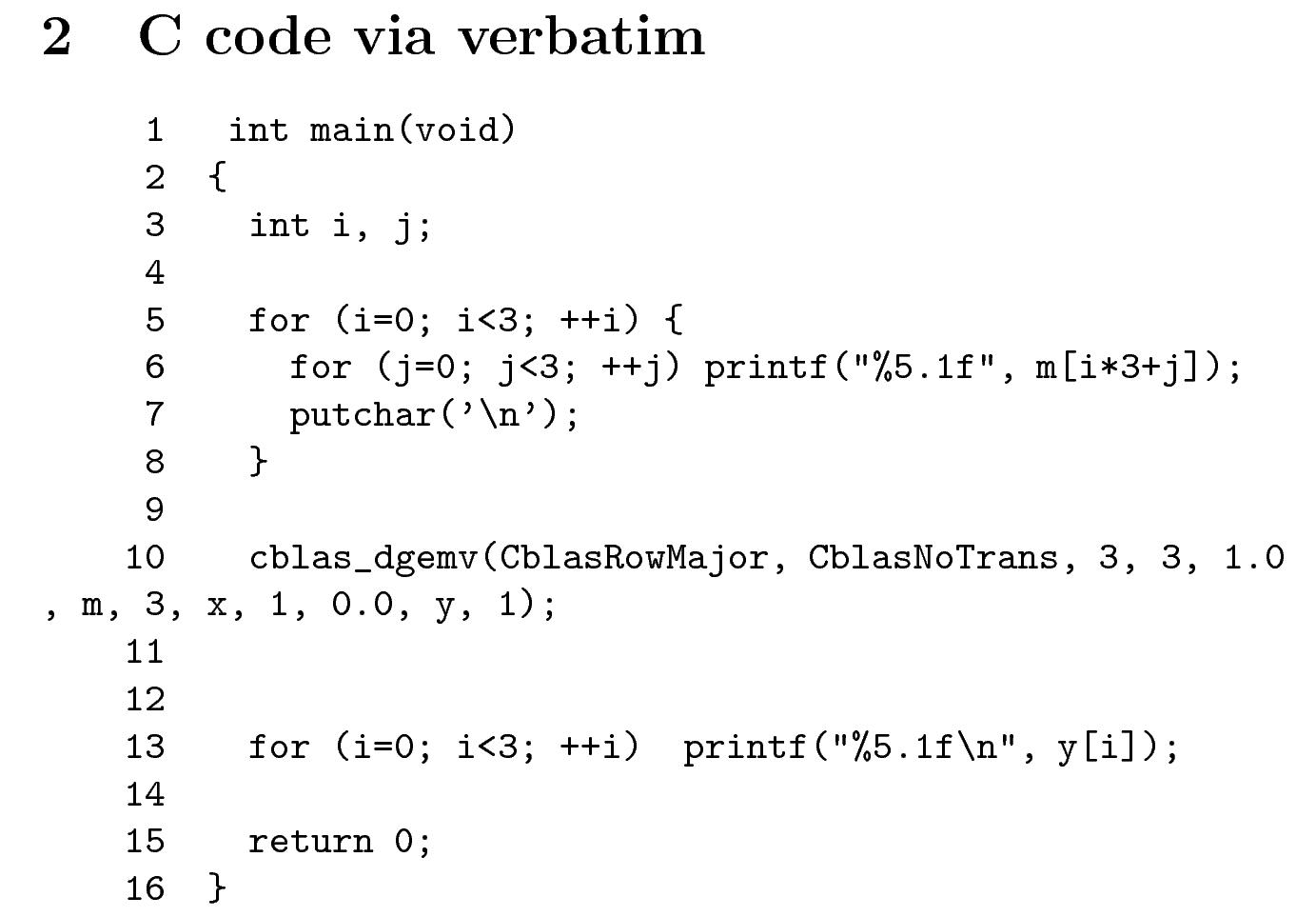 Как оформить исходный код программ в LaTeX без адских