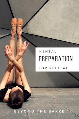 recital advice, recital preparation