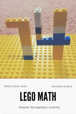 LEGO Educational Math Games