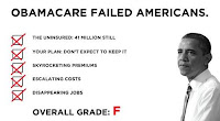 obamacare a failure essay More people are going to lose employer-based care and be reliant on government programs that limit choice.