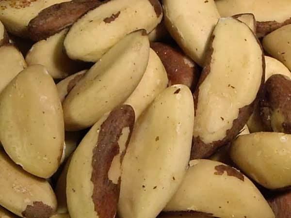 Comprar coquitos de brasil. Beneficios y propiedades
