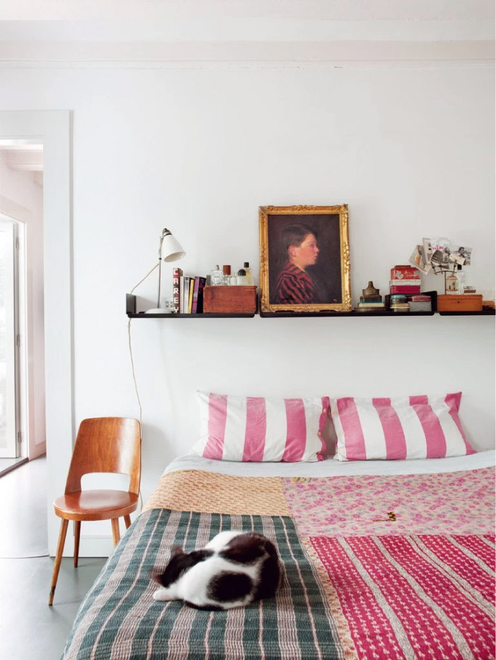 Una casa in citt con cortile interno blog di for Art e decoration rivista