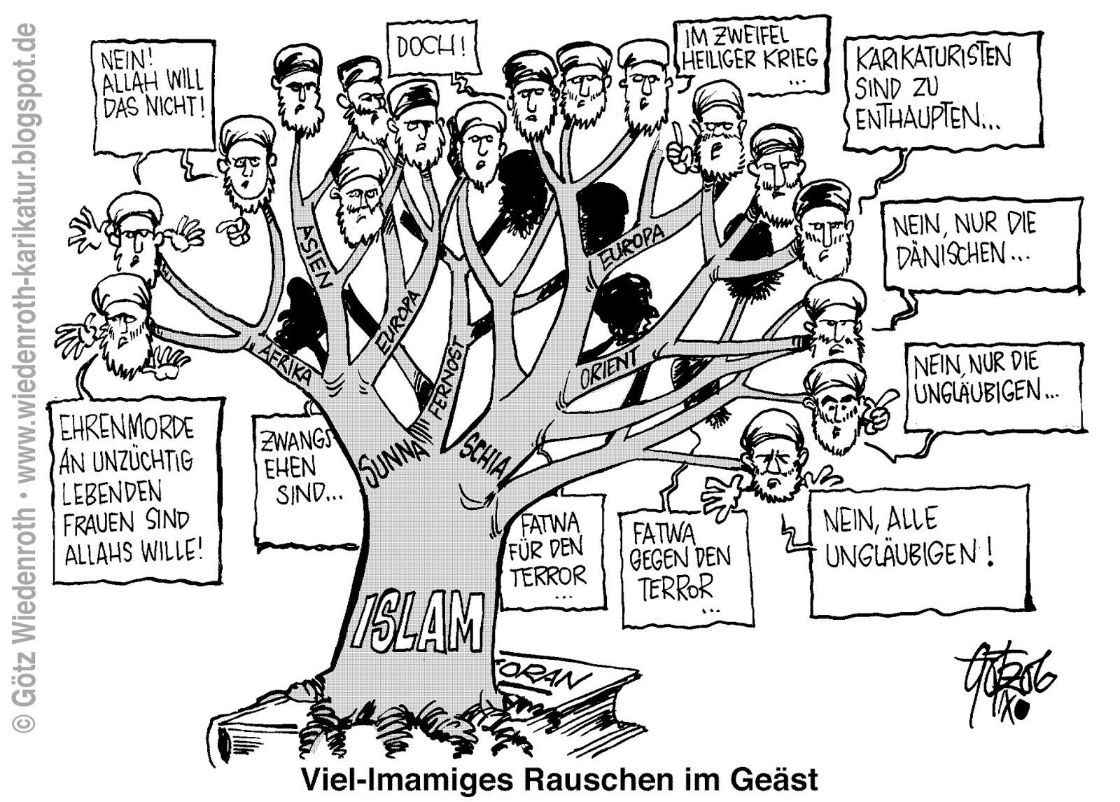 Islam Karikatur