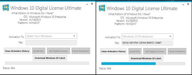 Windows 10 Digital License Ultimate v1 1 - EZ4Software