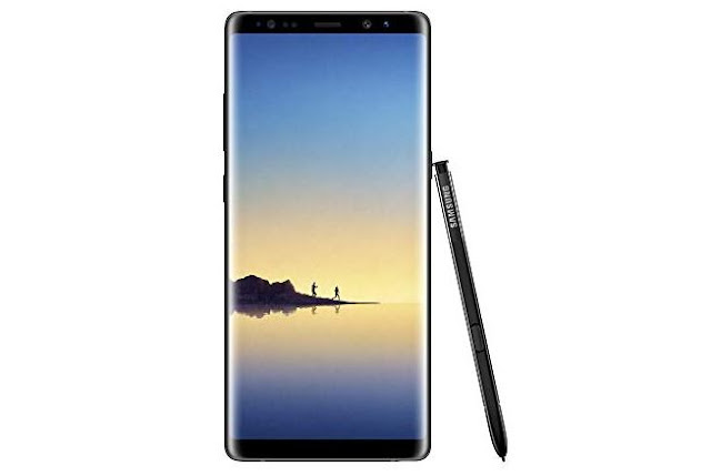 Samsung Galaxy Note 8 SM-N950F (BIT 8) Combination Flash File