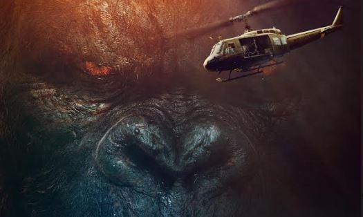 Kong: Skull Island still