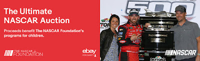 eBay and #NASCAR Launch First Joint Charity Sale
