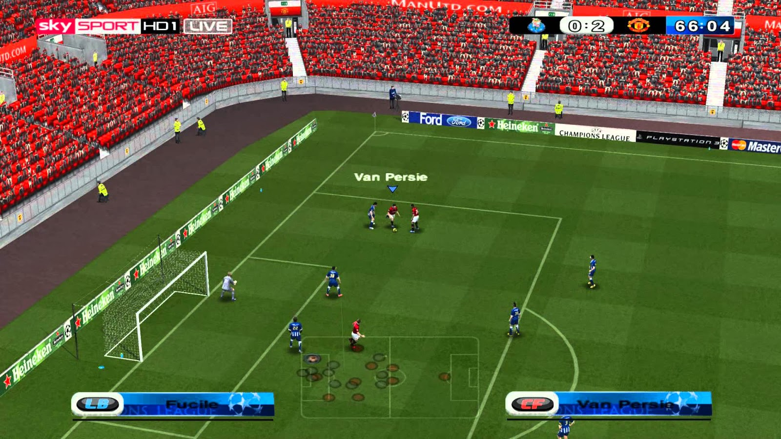 Pes6 New patch