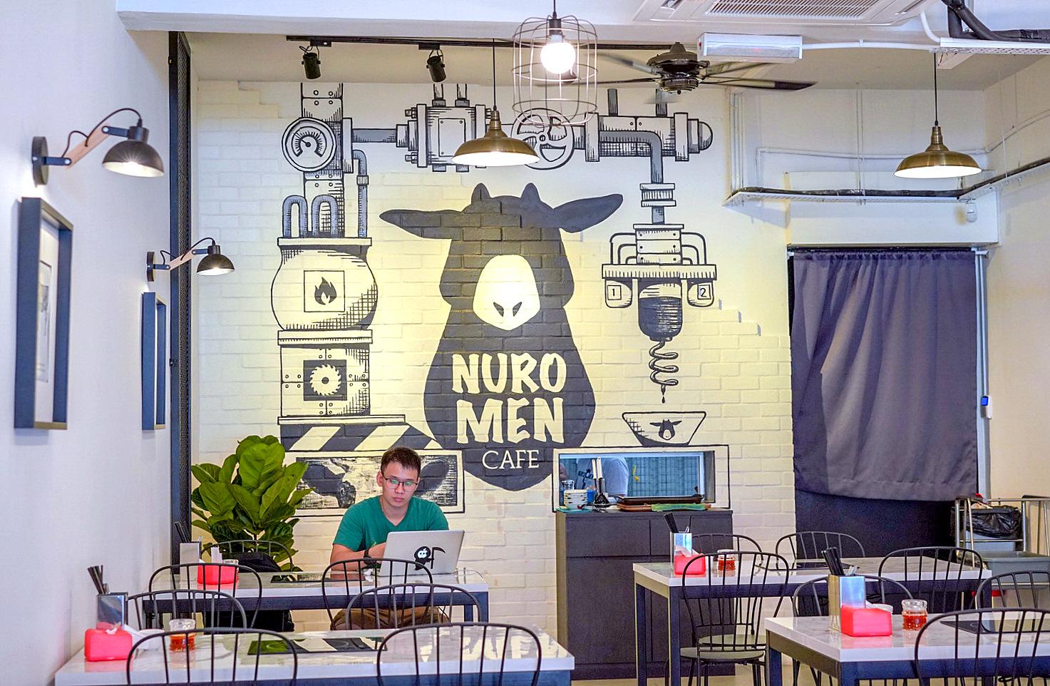 Nuromen Cafe, Damansara Uptown