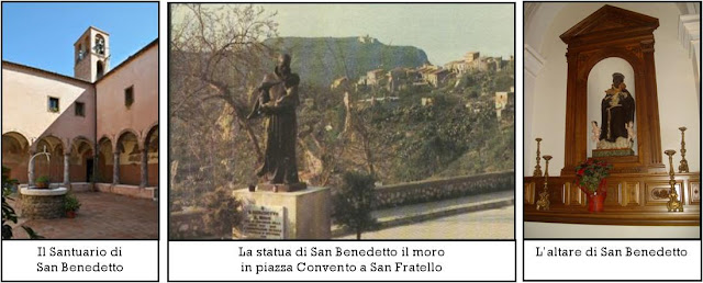Image result for SAN BENEDETTO MORO