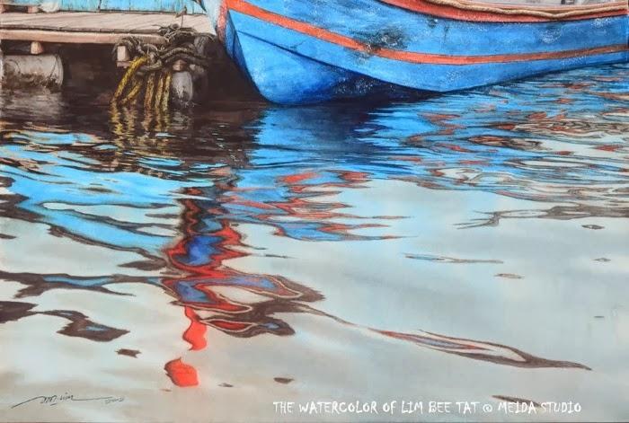 Рапсодия рыбацкой деревни. Bee Tat Lim