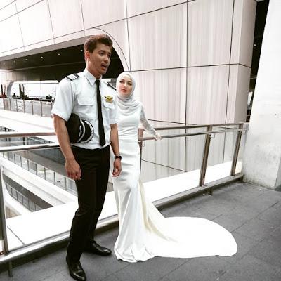Neelofa dan Fattah Amin Suri Hati Mr Pilot