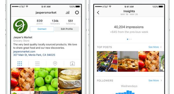 來下廣告吧!Instagram 品牌專頁正式推出!