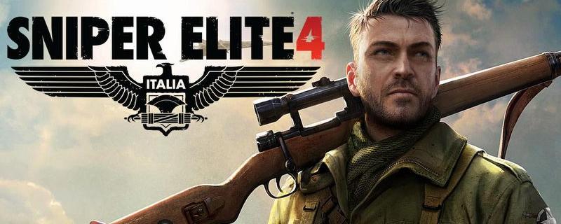 Sniper Elite 4 Deluxe Edition Fitgirl Repack Direct Download