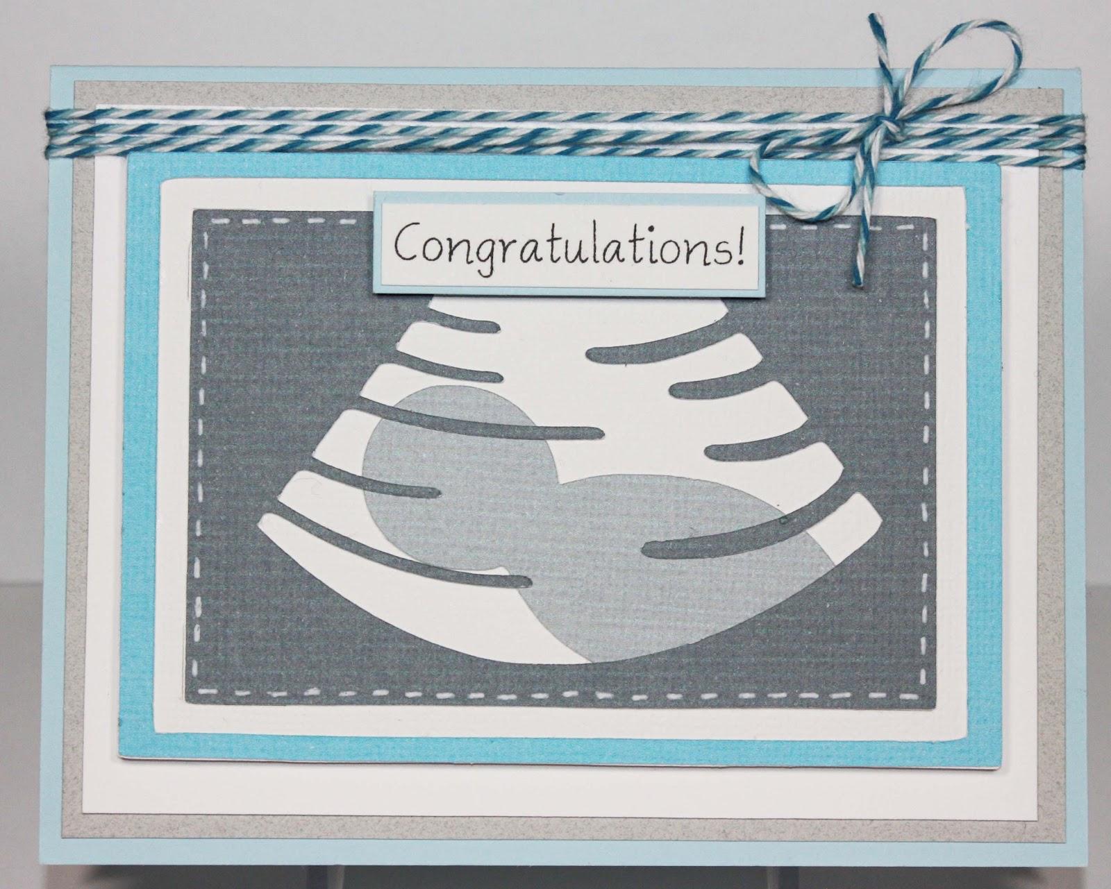 Simply Pam: Congrats, it's a Boy!