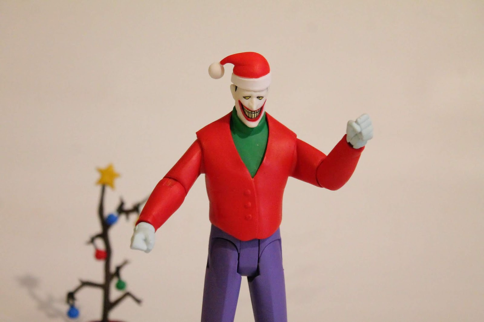 as far as christmas themed action figures go this is a must - The Road To Christmas
