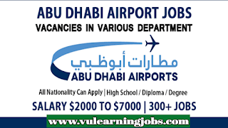 Latest Dubai Airport Jobs 2019 - Jobs In Dubai