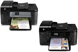 Image HP Officejet 6500A Printer Driver
