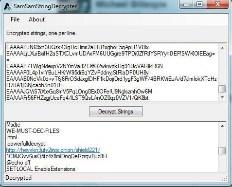Ψάχνουμε λύση για να μην πληρώσετε λύτρα σε bitcoin αν κολλήσατε Ransomware - ιό κρυπτογράφησης SamSam