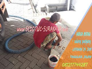 Sedot WC Medayu Surabaya