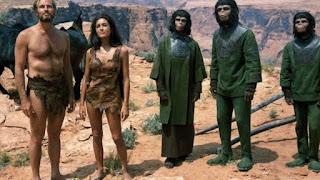 Il pianeta delle scimmie - Film 1968