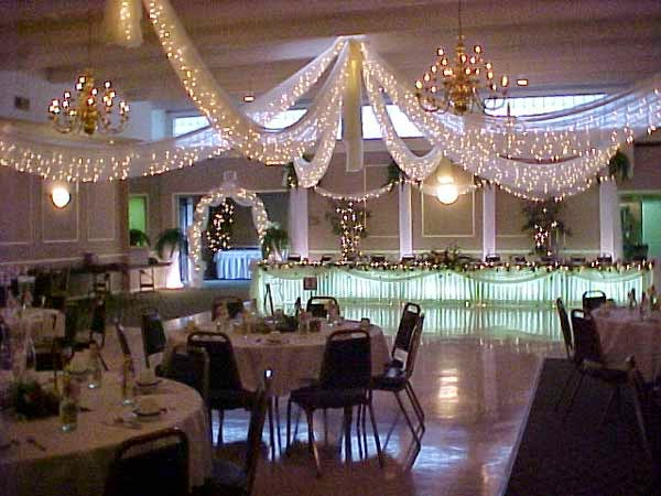 Small Wedding Reception Ideas