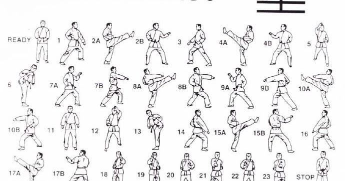 Warriors Academy: Taekwondo Forms