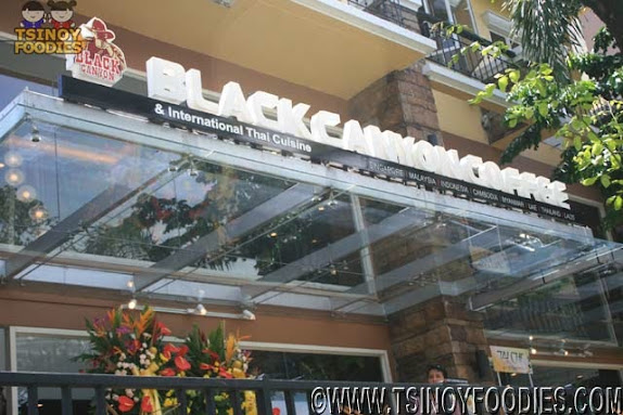black canyon coffee and international thai cuisine