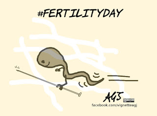 fertilityday, lorenzin, natalità, vignetta, satira