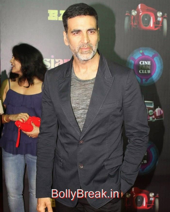 Akshay Kumar, Celebs at Grand Premiere of 'BABY' Organised by Osianama