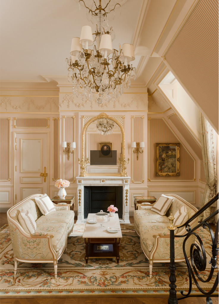 Glamorous Spaces The Ritz Paris Hotel On Place Vend 244 Me