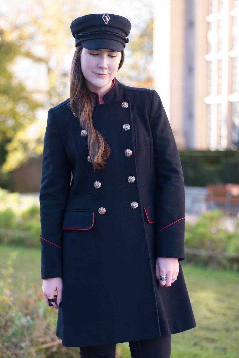 Military Coat Trend