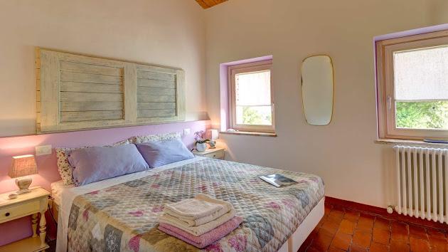 Bed and Breakfast Campodisole Camera Lilla