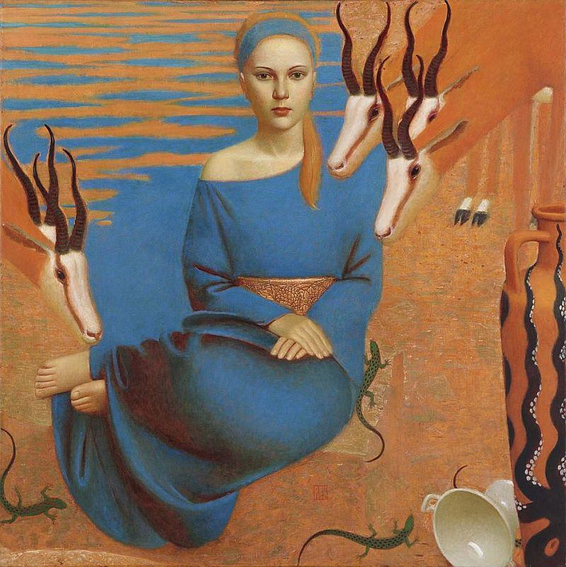 El Hurgador [Arte en la Red]: Andrey Remnev [Pintura]