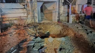 مقتل إسرائيلون وارتفاع عدد المصابين إلى 43 بصواريخ المقاومة الفلسطينية