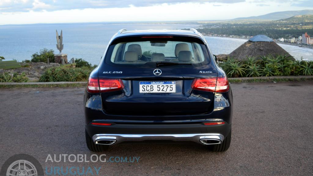 Prueba mercedes benz glc 250 exclusive 4matic 9g tronic for Mercedes benz glc precio
