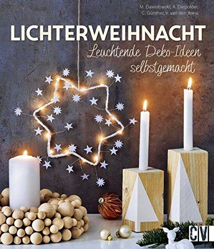 Annette Diepolder Lichterweihnacht WEihnachten DIY Buch Verlosung Stern Lichterkette