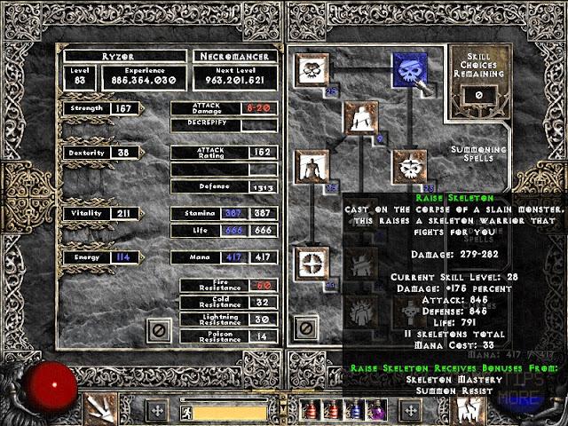 D2 summoner