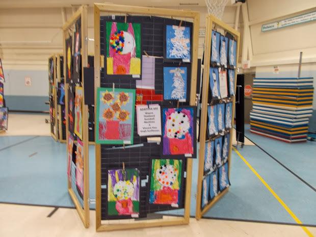 Pierce' Polka Dot Spot Baird Elementary School