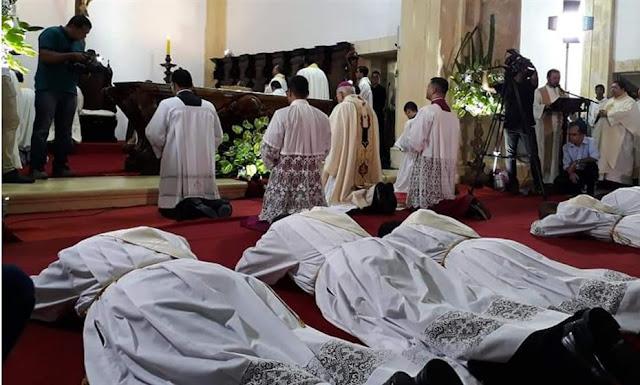 Arquidiocese de Olinda e Recife ganha sete novos padres