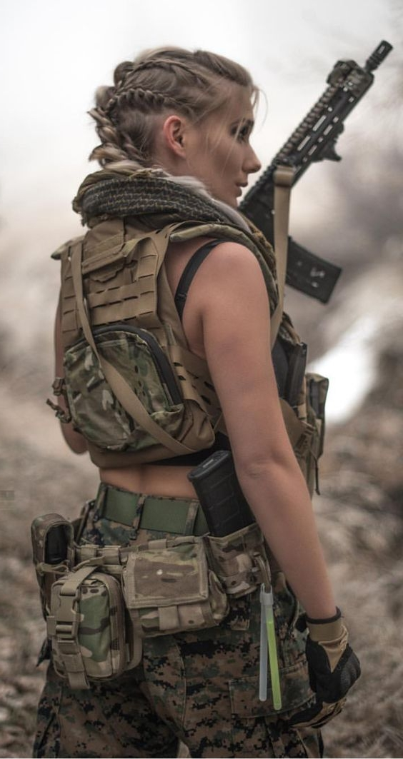 Amazing WTF Facts: 10 Interesting Facts About Women in Army