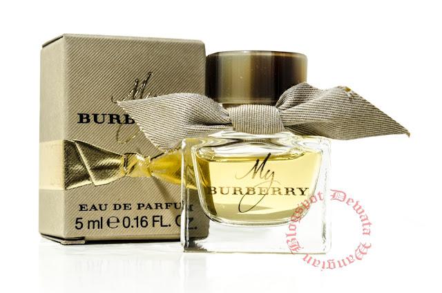 My Burberry Eau de Parfum Miniature Perfume