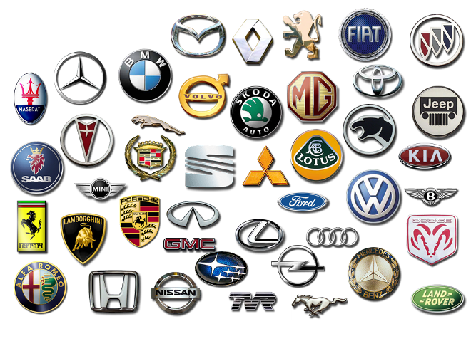 Luxury Vehicles Logo: Logo Yapmanın Püf Noktaları
